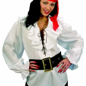 pirate, chemisier pirate, chemise pirate